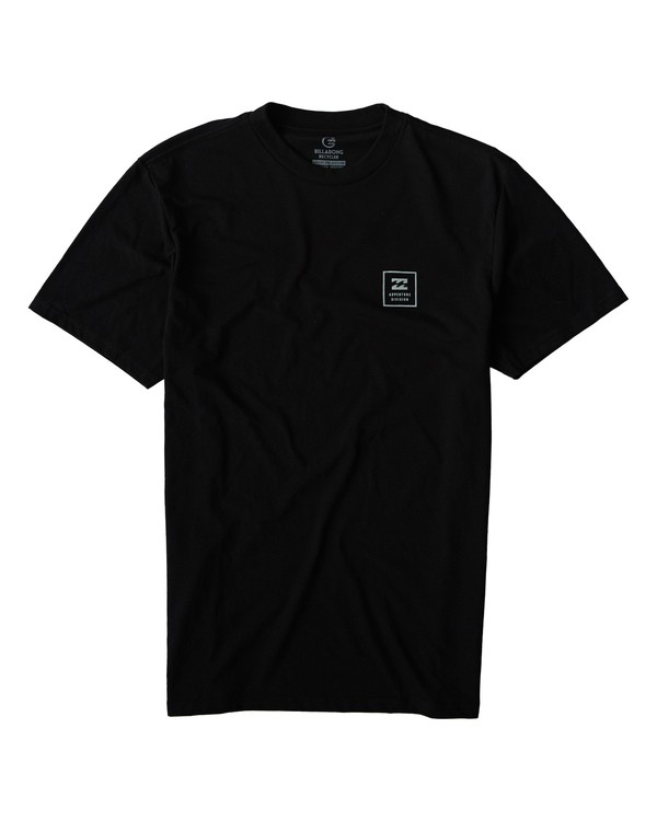 0 Stacked T-Shirt Black M414VBSD Billabong