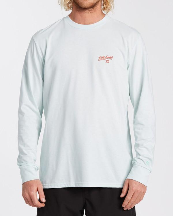 0 Illusion Long Sleeve T-Shirt Multicolor M4153BIL Billabong
