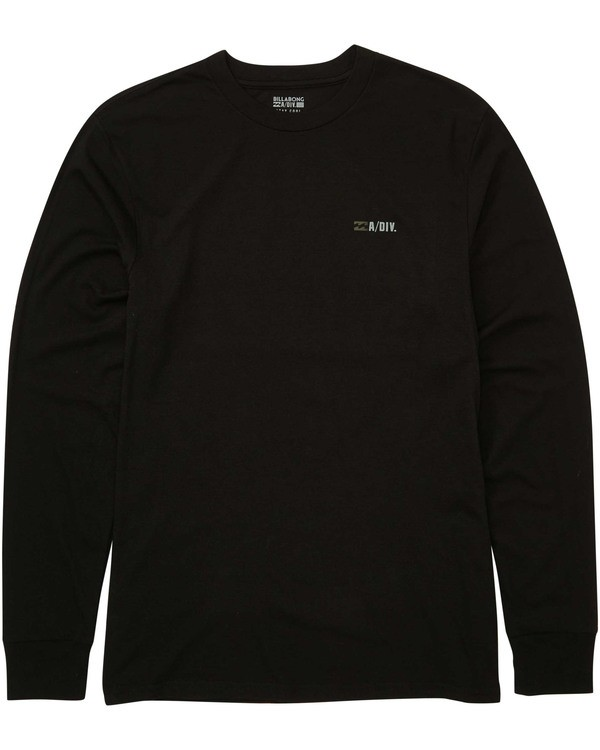 0 Breaker Long Sleeve T-Shirt Black M415TBBR Billabong