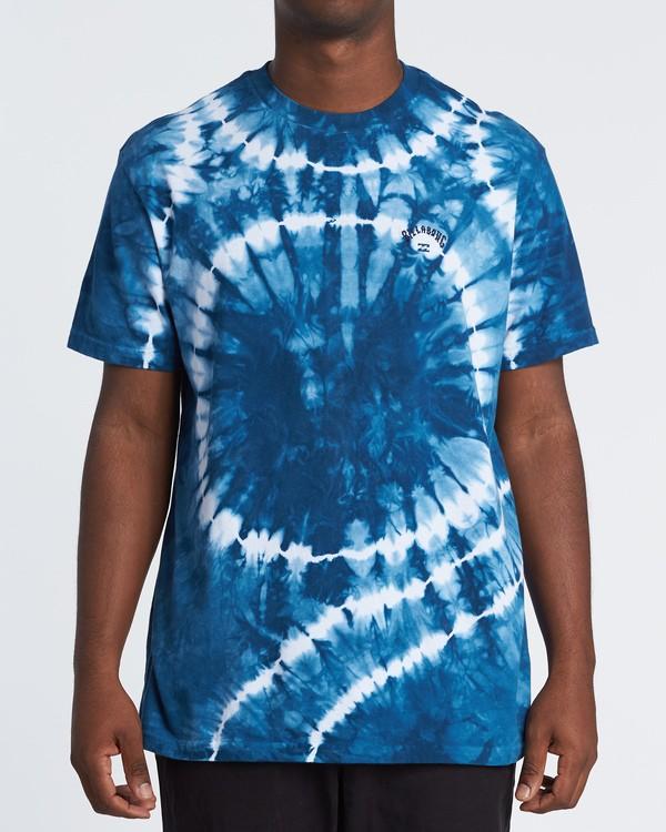 0 Essential Short Sleeve T-Shirt Blue M4251BES Billabong