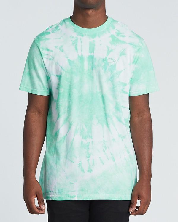 0 Essential Short Sleeve T-Shirt Green M4251BES Billabong
