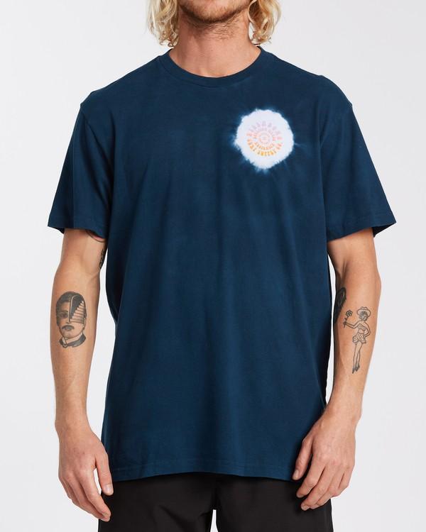 0 Other T-Shirt Blue M4253BOT Billabong