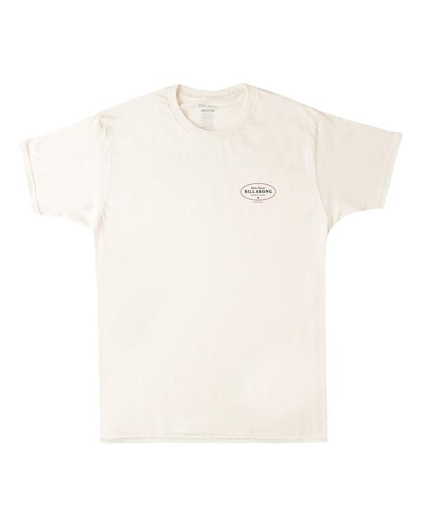 0 Famous Short Sleeve T-Shirt Multicolor M4603BVW Billabong