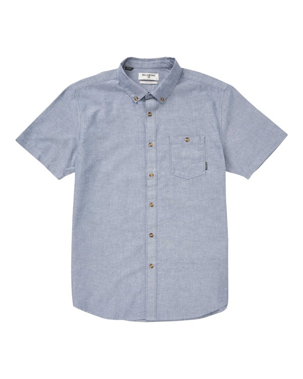 0 All Day Short Sleeve Shirt  M500TBAL Billabong