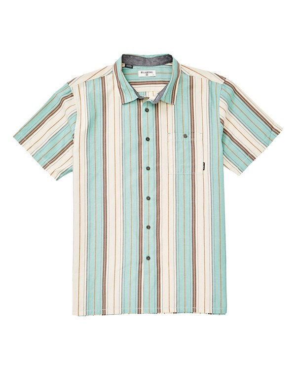 0 Mesa Short Sleeve Shirt  M512UBMS Billabong
