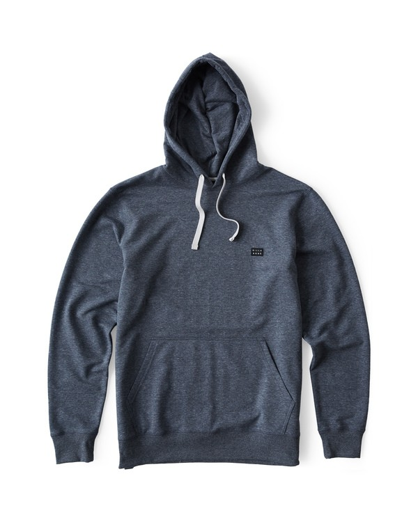 0 All Day Pullover Hoodie Blue M640VBAP Billabong