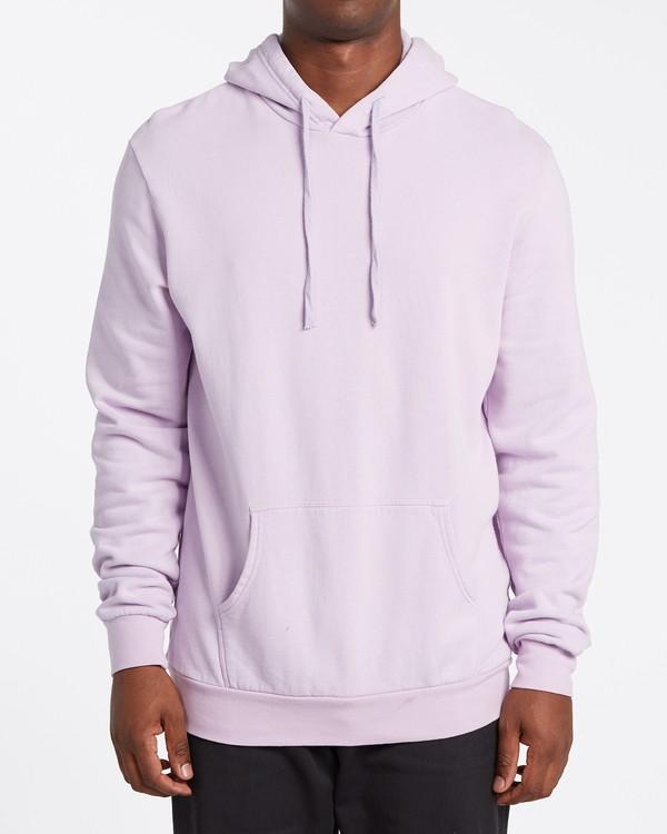 0 Essentials Pullover Purple M641WBEP Billabong