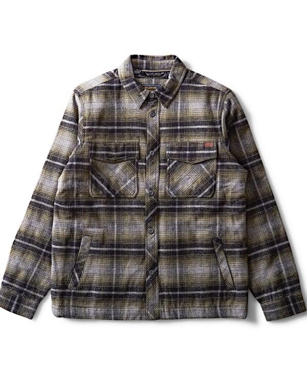 0 Barlow Plaid Jacket  M704QBBP Billabong
