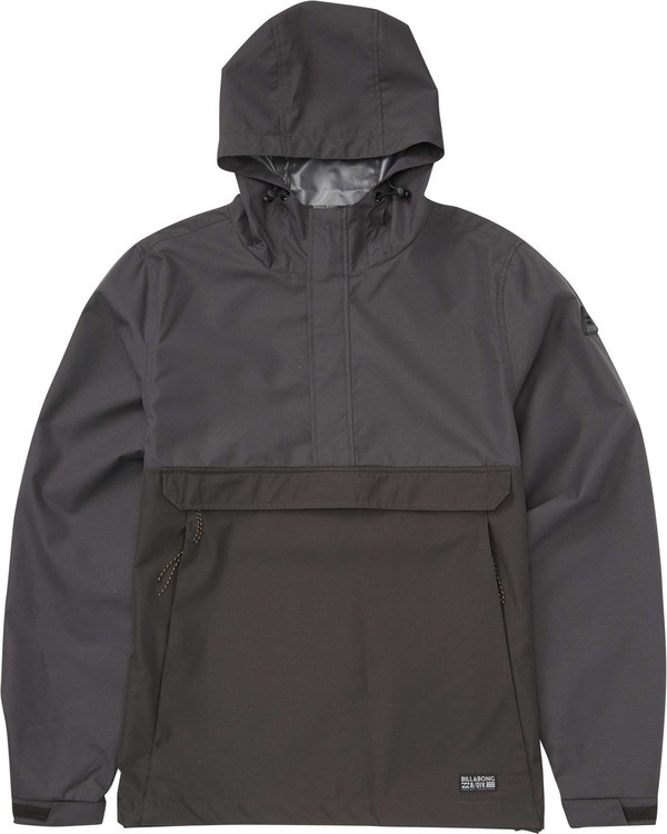 0 Boundary Shell Jacket Black M704TBBS Billabong