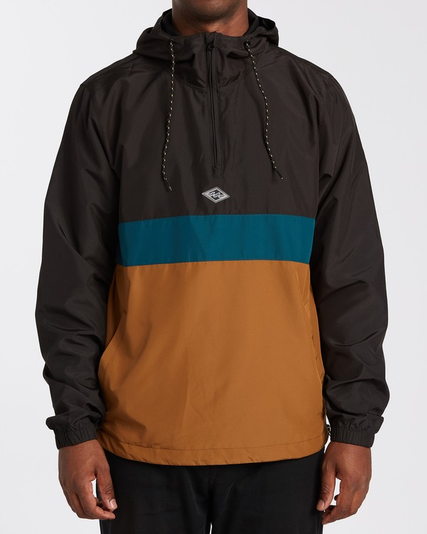 0 Wind Swell Anorak Jacket Multicolor M7103BWI Billabong
