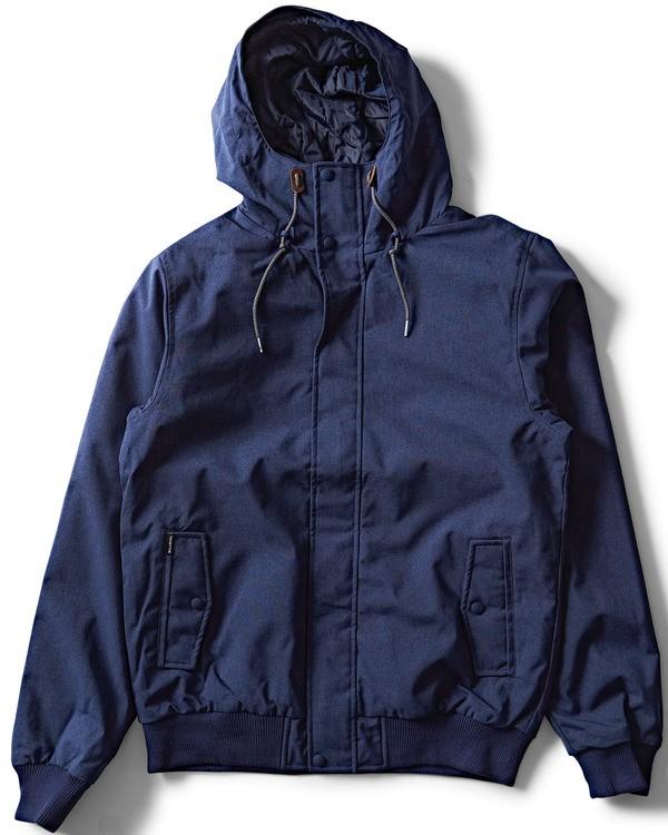 0 All Day 10K Jacket Blue M722QBAL Billabong