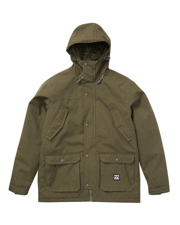 0 Alves 10K Jacket Green M723QBAV Billabong