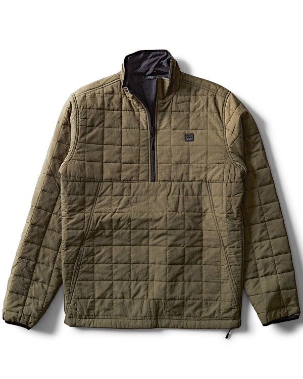 0 Boundary Reversible Puffer Jacket  M727SBBO Billabong