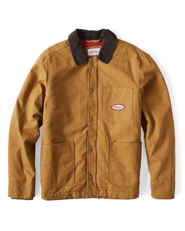 0 97 Ranch Jacket  M738VBBR Billabong