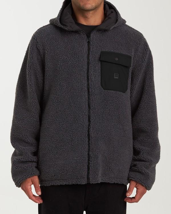 0 Switchback Reversible Jacket Black M741WBSR Billabong