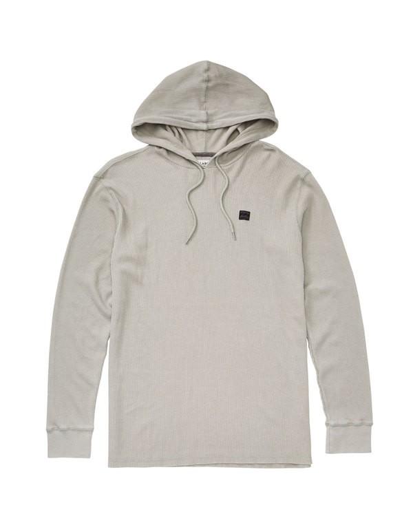 0 Keystone Pullover Hoodie Grey M901LKEY Billabong