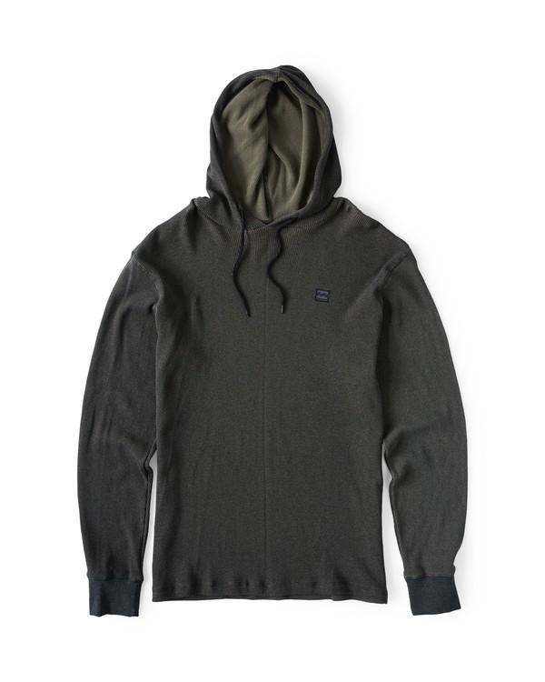 0 Keystone Pullover Hoodie Black M901VBKE Billabong