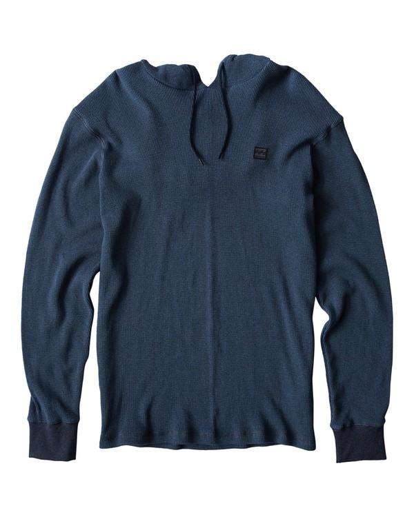 0 Keystone Pullover Hoodie Blue M901VBKE Billabong
