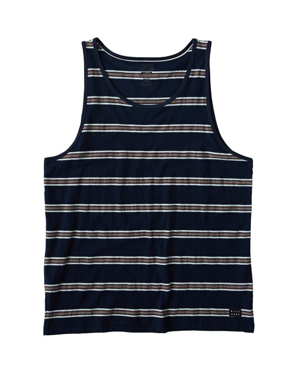 0 Die Cut Tank Blue M907VBDT Billabong