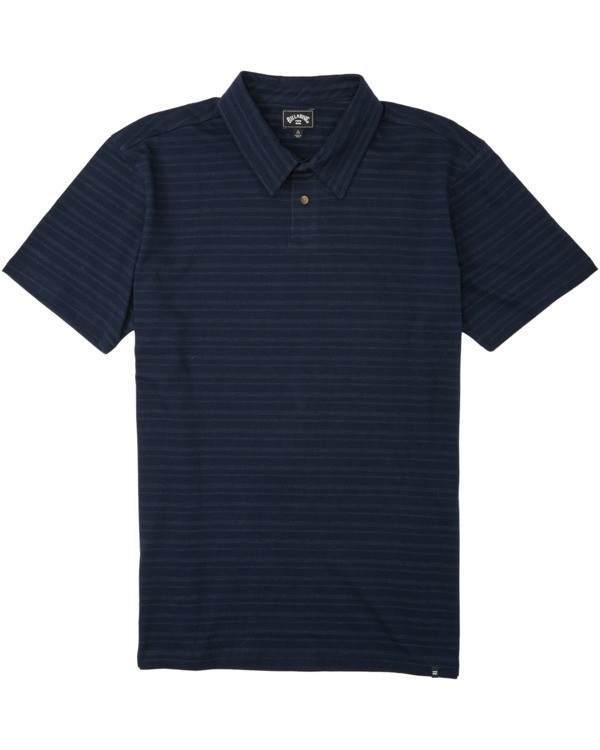 0 Essential Polo Blue M9183BES Billabong