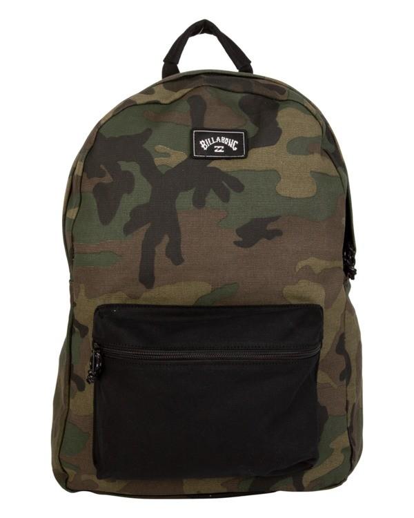 0 All Day Backpack Black MABK2BAD Billabong