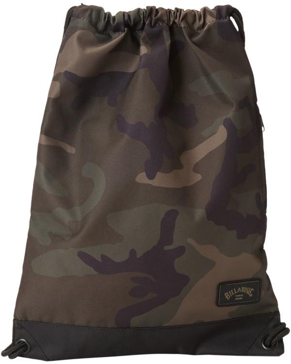 0 All Day Cinch Backpack Black MABK3BAC Billabong