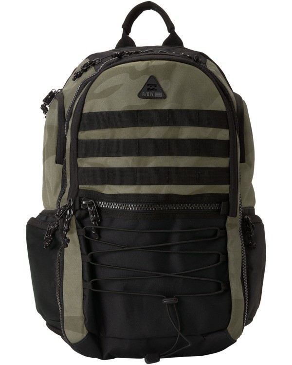 0 Combat Pack Black MABK3BCM Billabong