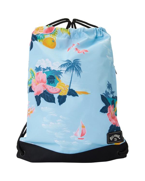 0 Hi Times Cinch Backpack Blue MABK3BHD Billabong