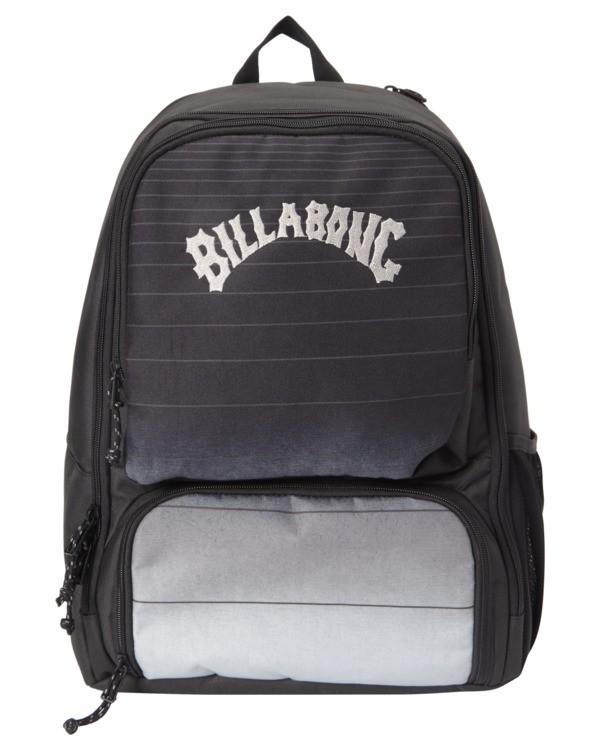 0 Juggernaught Backpack Black MABK3BJU Billabong