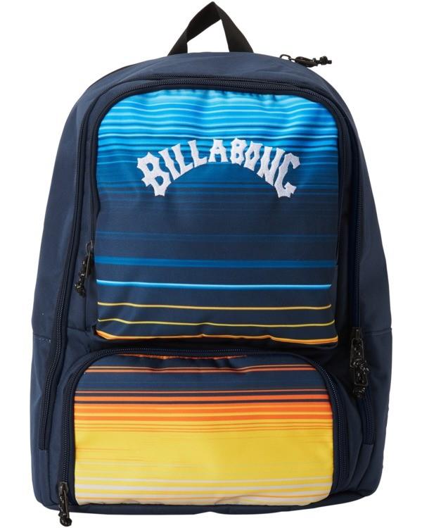 0 Juggernaught Backpack Yellow MABK3BJU Billabong