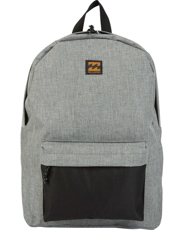 0 All Day Backpack Grey MABKQBAD Billabong