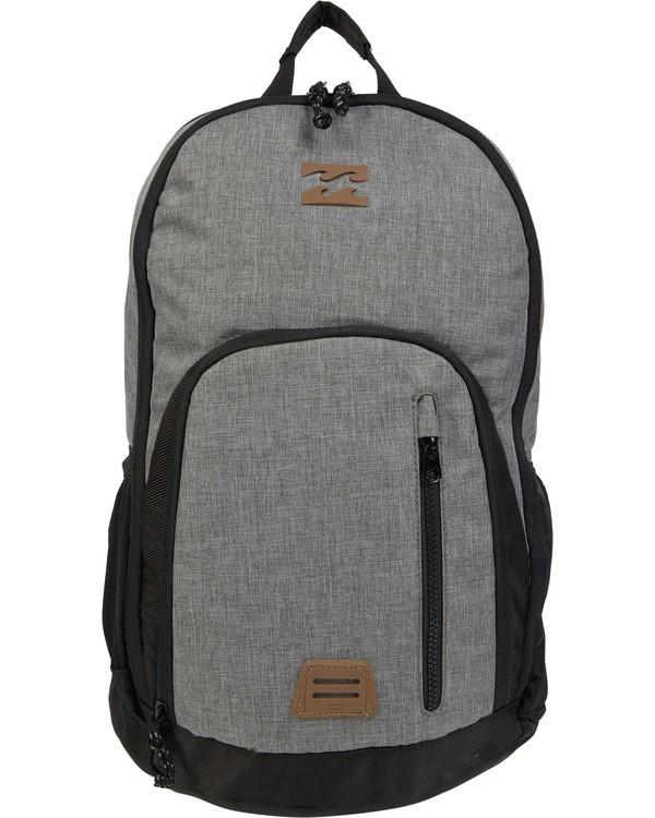 0 Command Backpack Grey MABKQBCO Billabong