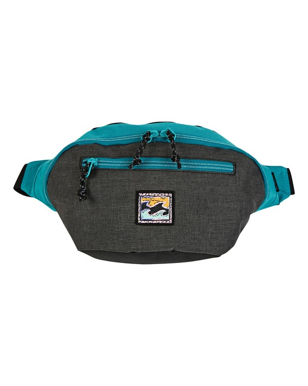 0 Java WaistBackpack Green MABKQBJA Billabong