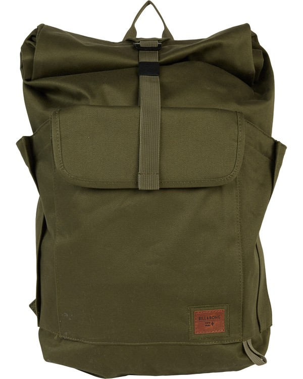 0 Surfplus Ally Backpack Green MABKQBSP Billabong