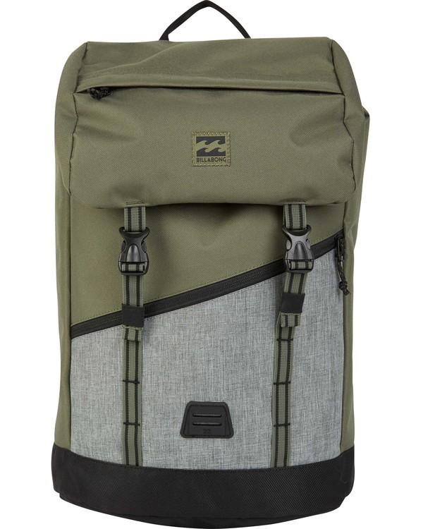 0 Track Pack Backpack Green MABKQBTR Billabong