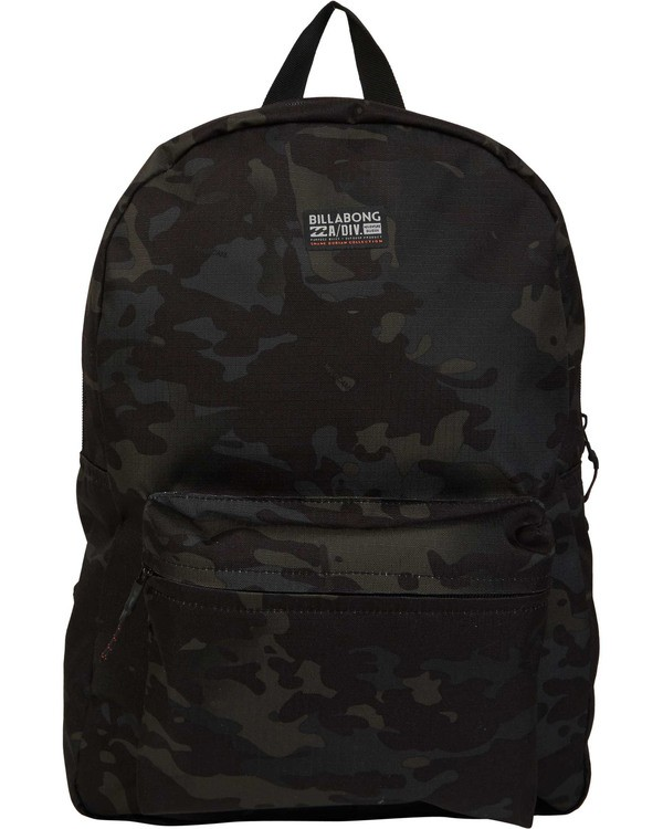 0 All Day Multicam Backpack Black MABKTBAA Billabong