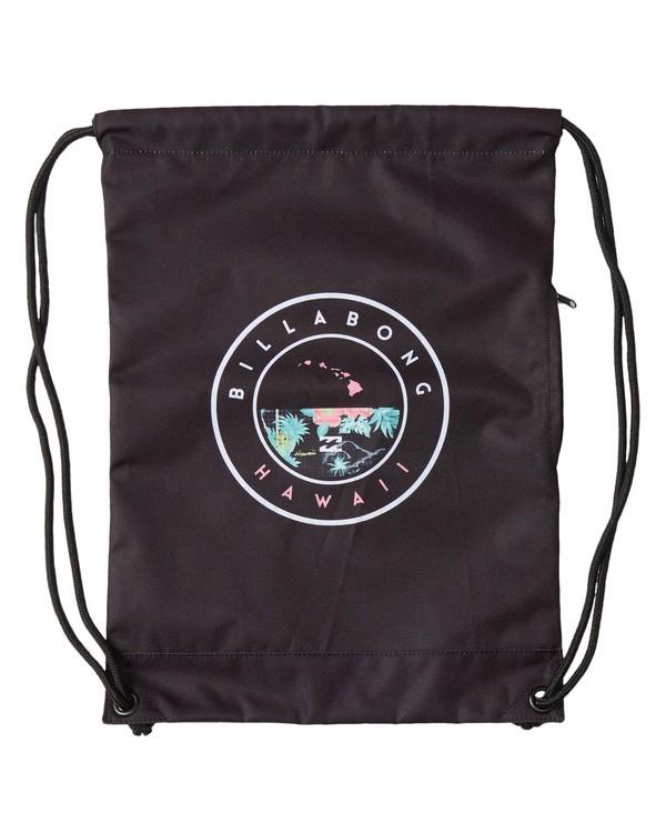0 Hawaii Cinch Backpack Blue MABKVBHC Billabong