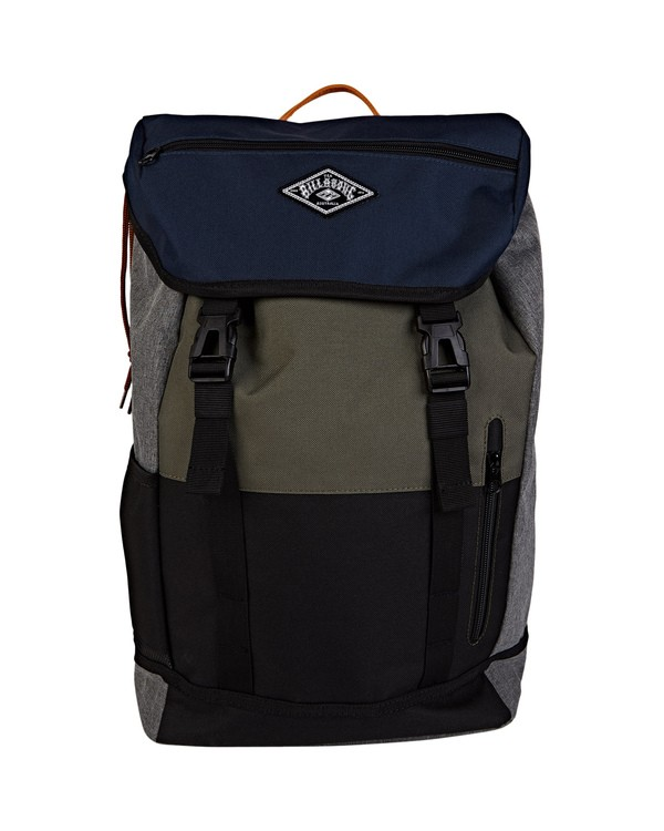 0 Canopy Backpack Green MABKWBCP Billabong