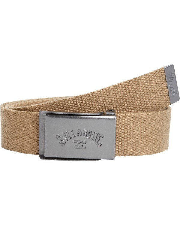 0 Cog Belt Brown MABL3BCO Billabong