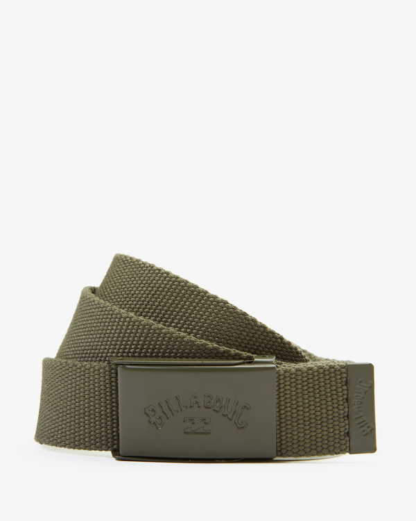 0 Cog Belt Green MABL3BCO Billabong