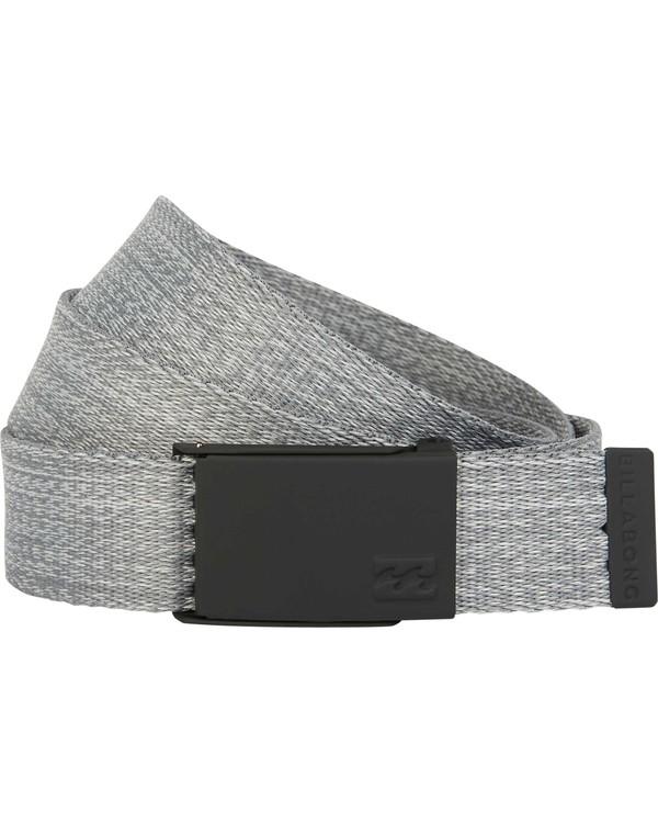 0 Cog Belt Grey MABLGCOG Billabong