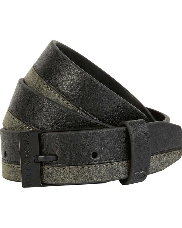 0 Dimension Belt Grey MABLNBDB Billabong