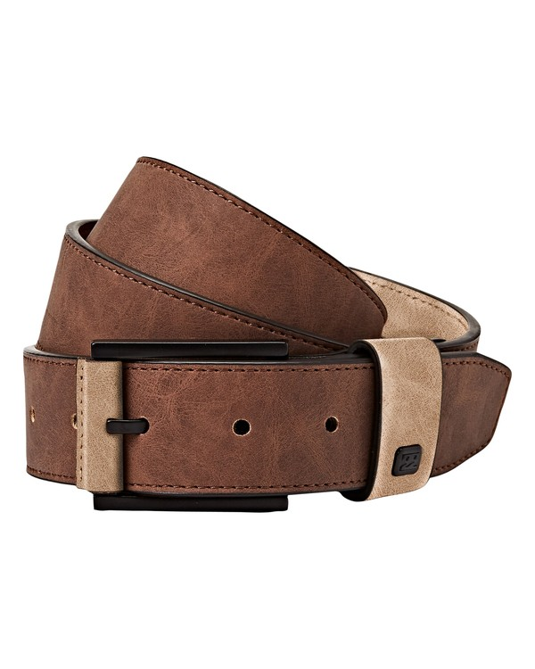 0 Gaviotas Belt Brown MABLVBGB Billabong