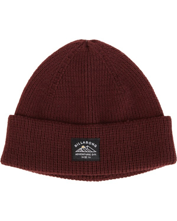 0 Adiv Beanie Orange MABN1BAD Billabong