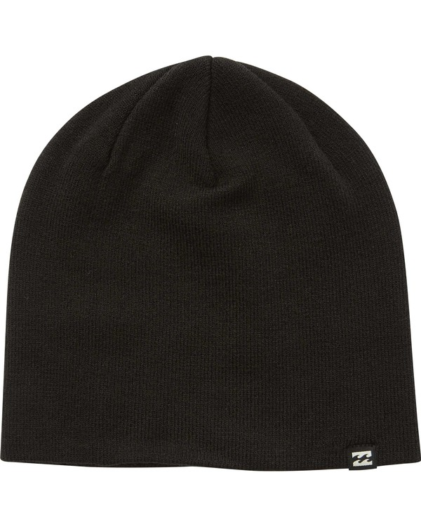 0 All Day Solid Beanie  MABNQBAD Billabong