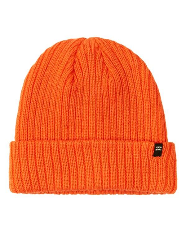 0 Arcade Beanie Orange MABNQBAR Billabong