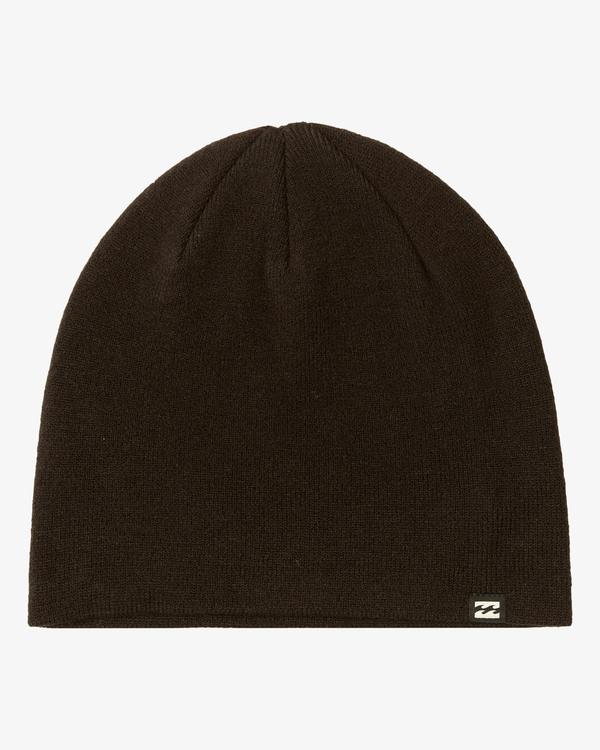 0 All Day Beanie Black MABNVBAD Billabong