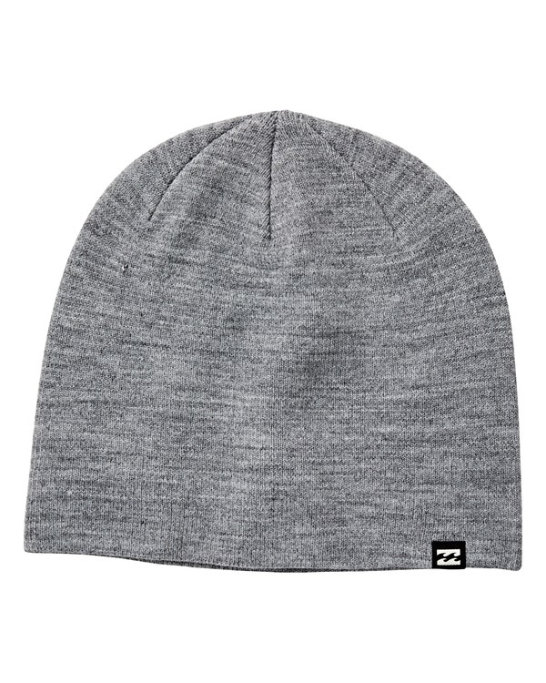 0 All Day Beanie Grey MABNVBAD Billabong