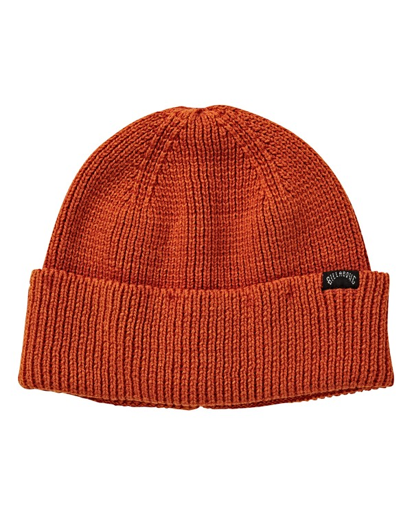 0 Bower Beanie Orange MABNVBBO Billabong