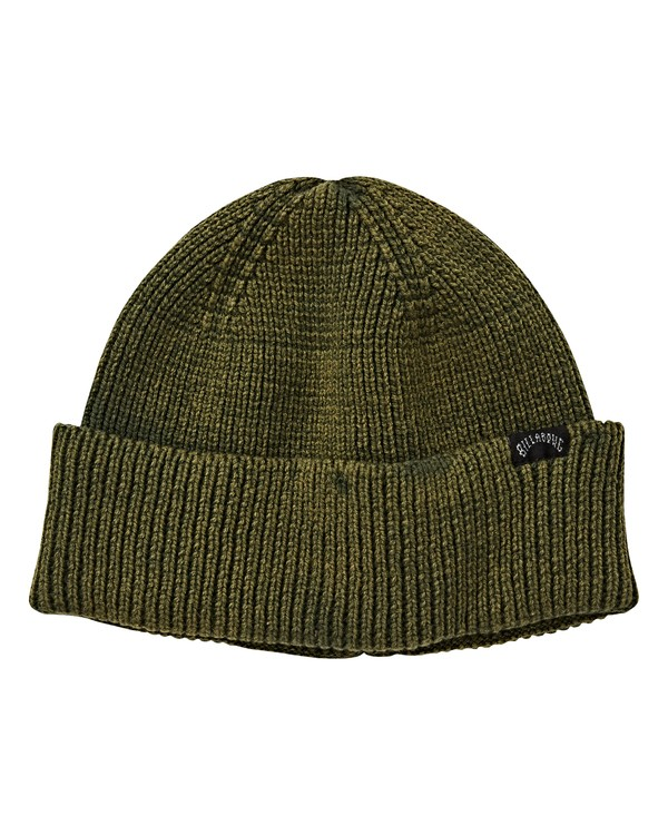 0 Bower Beanie Green MABNVBBO Billabong